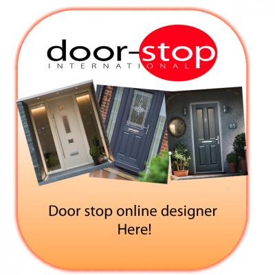 door stop designer
