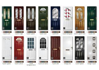 Total Glass Composite Doors
